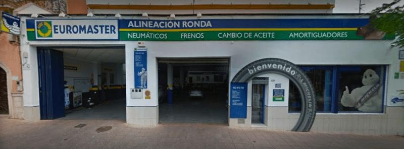 ALINEACIÓN  RONDA – MICHELIN