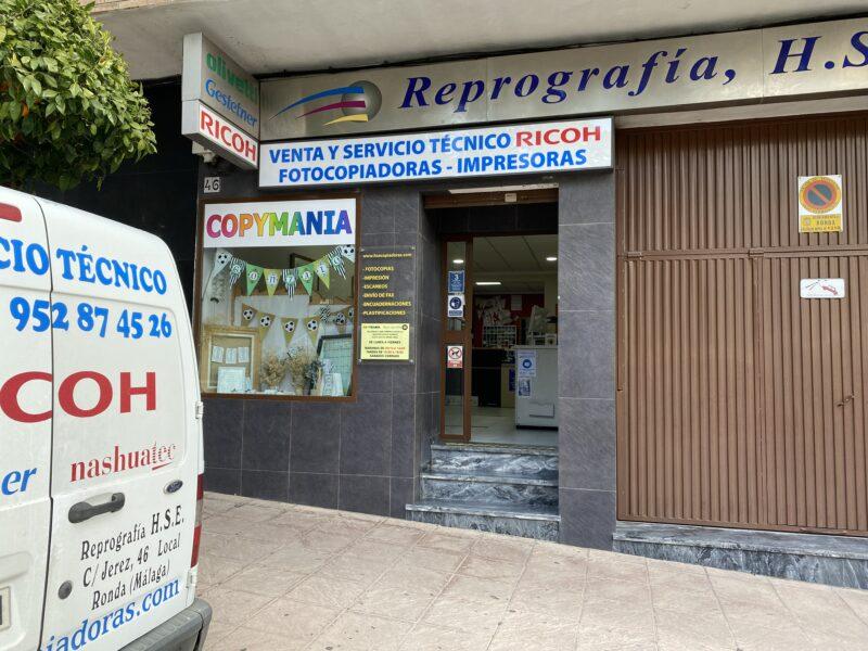 REPOGRAFIA HSE – COPYMANIA