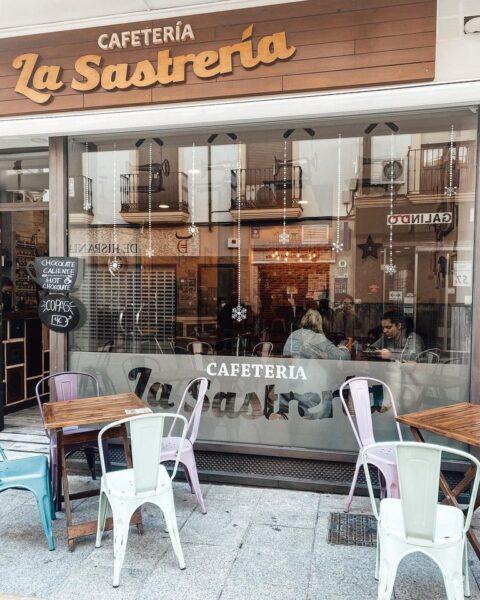 CAFETERÍA LA SASTRERÍA