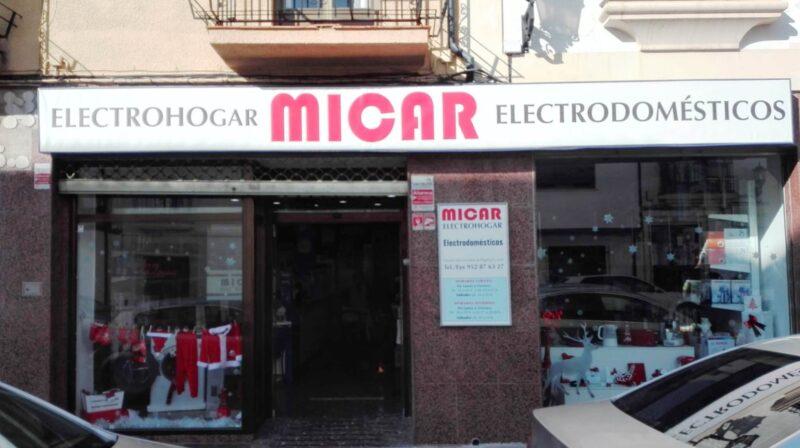 MICAR ELECTRODOMÉSTICOS
