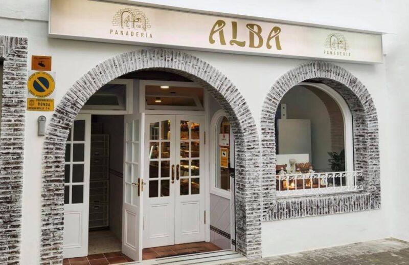 PANADERIA ALBA
